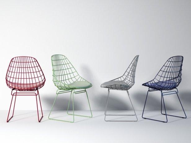 Pastoe Wire stoel