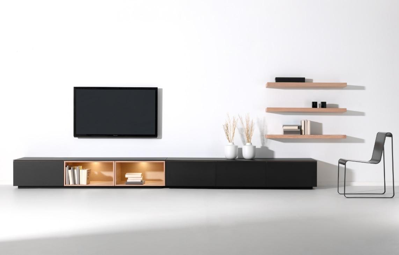 Saunaco Cas modern tv dressoir