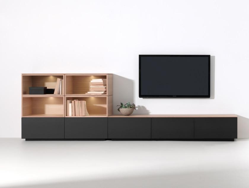 Saunaco Cas TV meubel