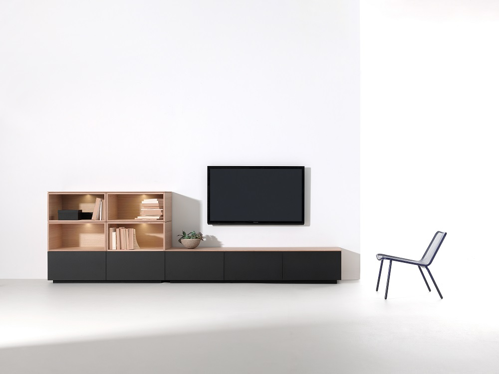 Saunaco CAS TV kast