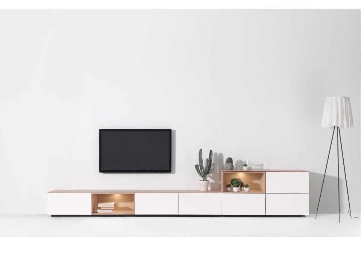 Saunaco TV meubel