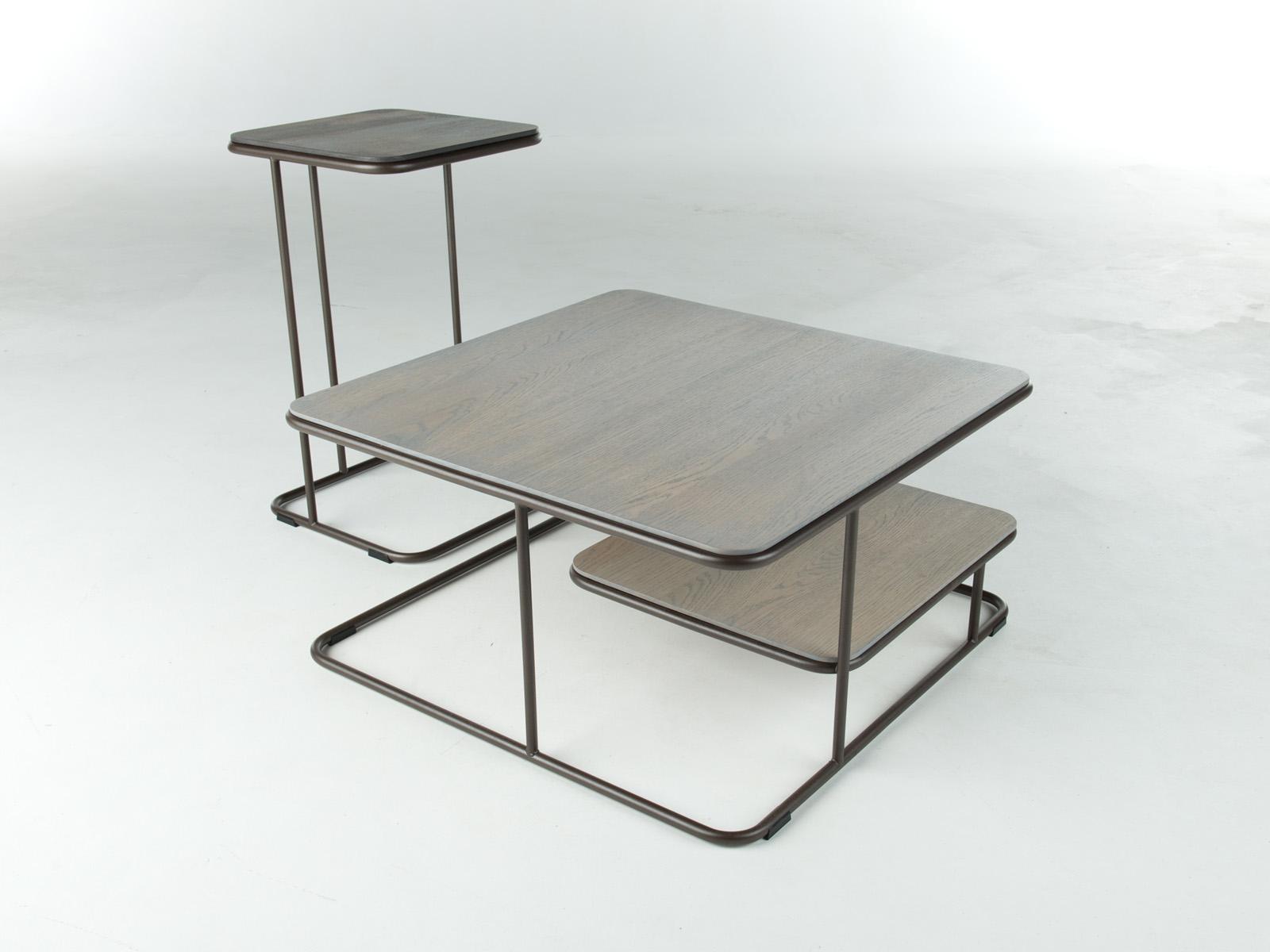 Bert Plantagie Layers salontafel eiken