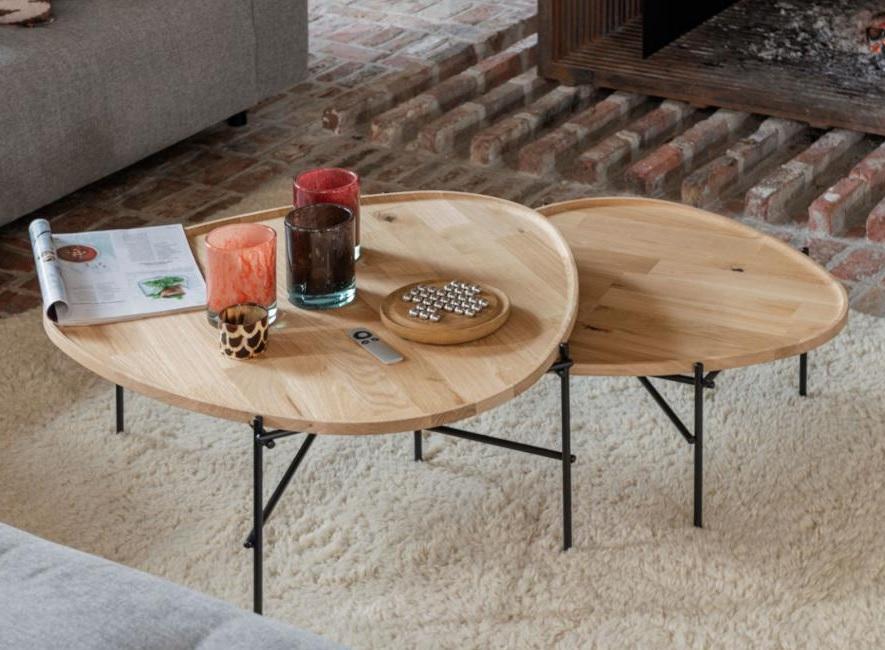 Passe Partout Amazone salontafel