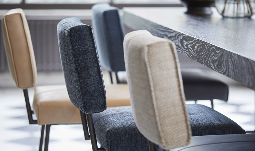 Trendy eetkamerstoelen voor in uw interieur | Hoogebeen Interieur