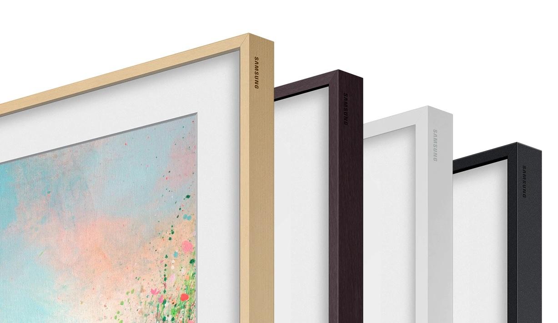 Samsung Frame lijst kleuren