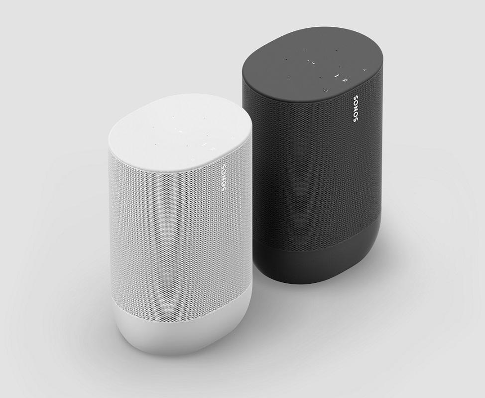 Sonos Move speakers