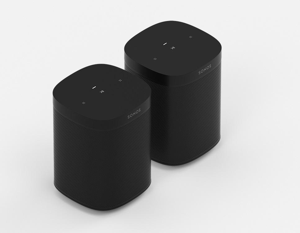Sonos One SL black