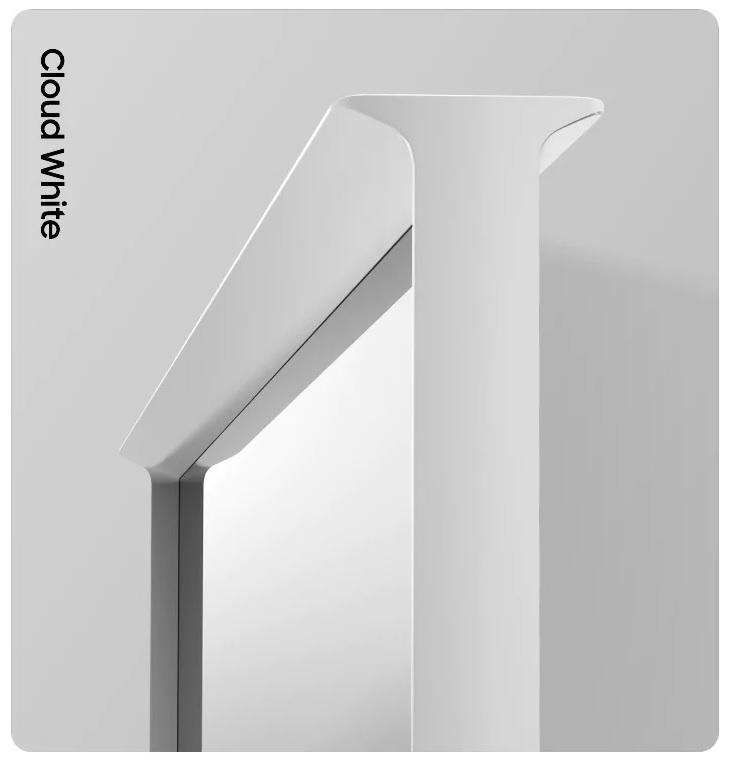 Samsung Serif TV Cloud white