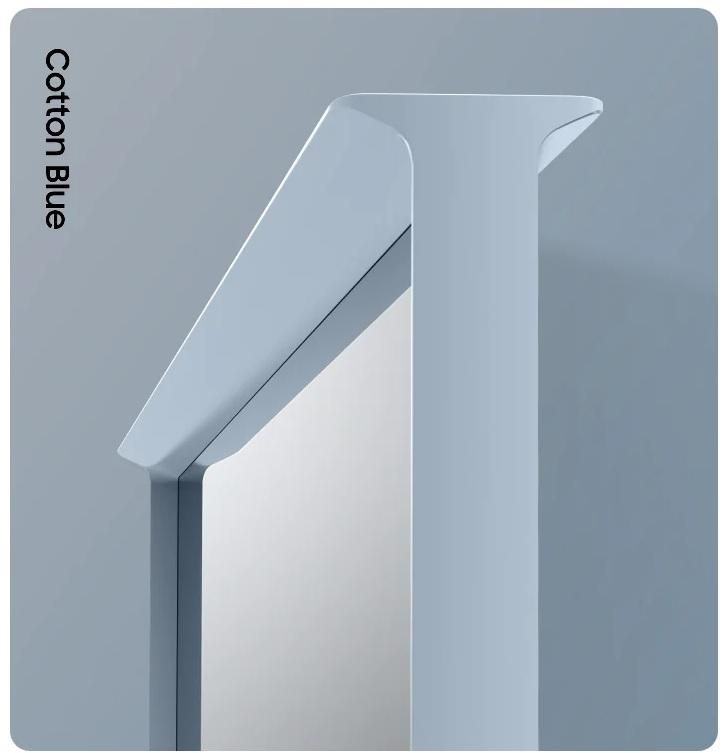 Samsung Serif TV Cotton Blue