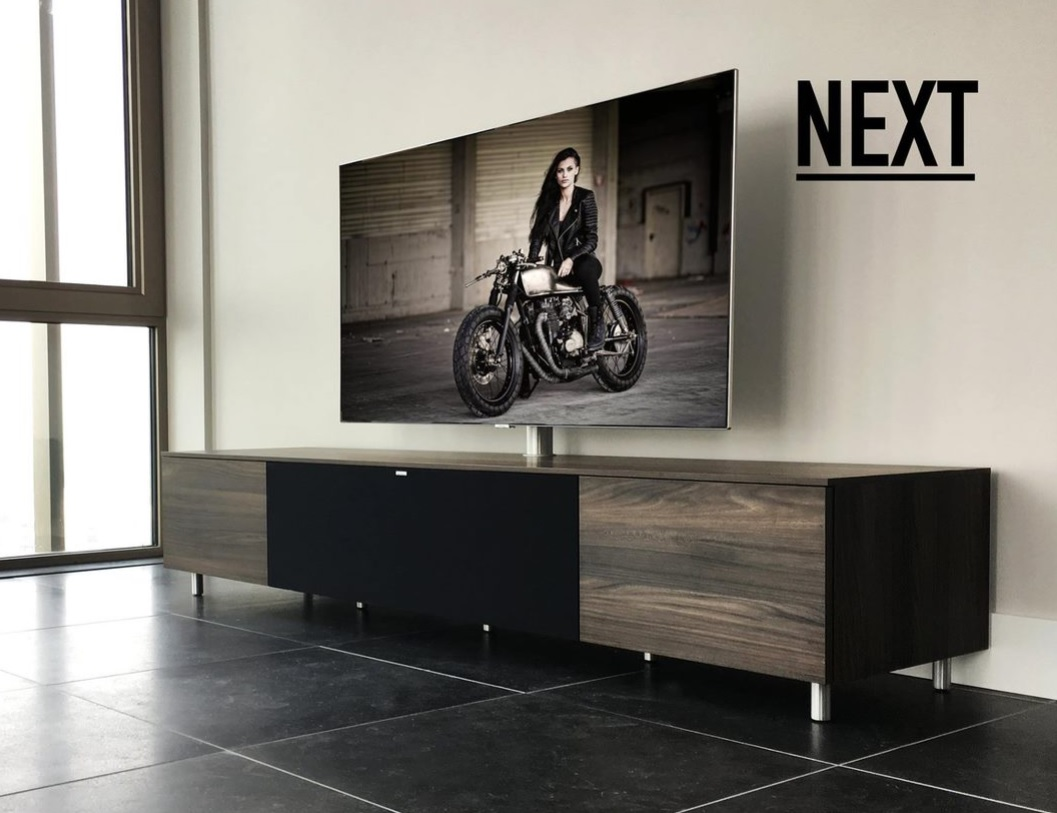 Spectral Next tv dressoir hout