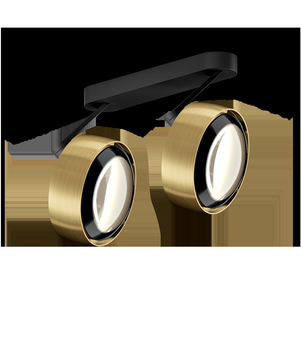Più alto 3d doppio Occhio Bronze   Hoogebeen Interieur