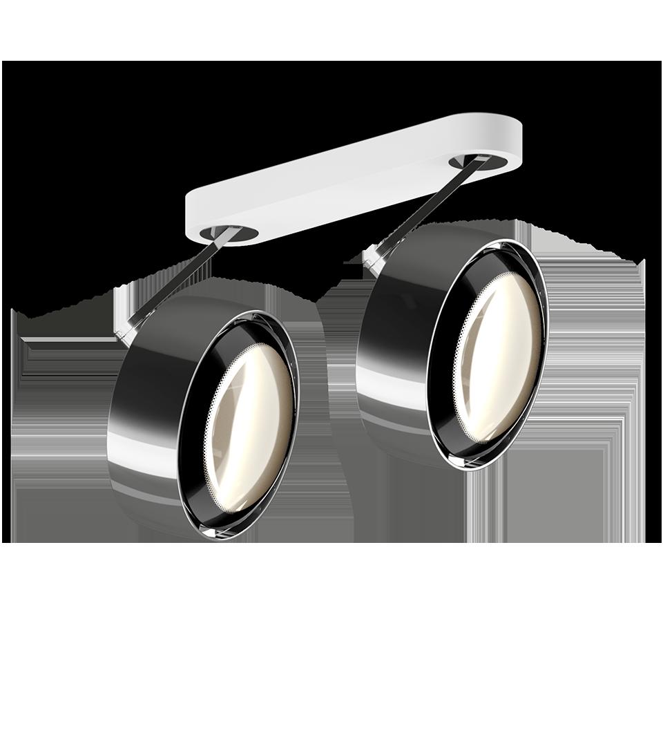 Più alto 3d doppio Occhio Chrome   Hoogebeen Interieur