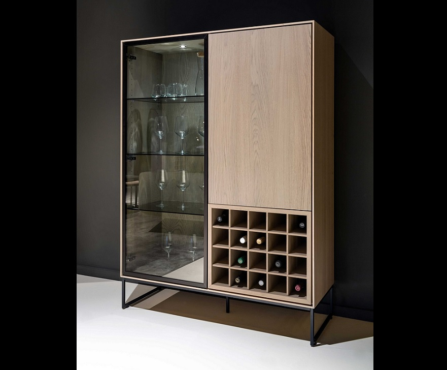 BKS Ettic wijnkast