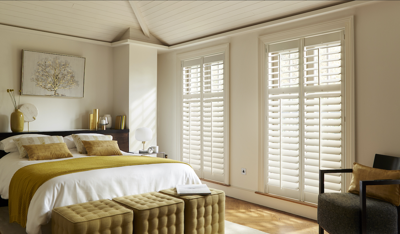 Luxaflex shutters
