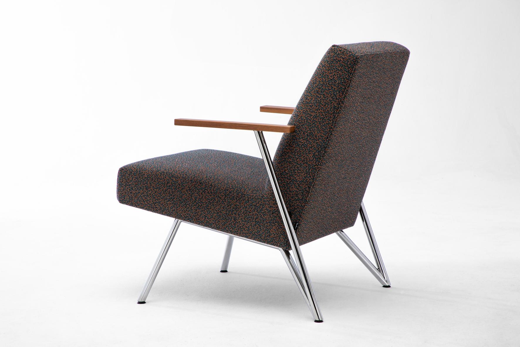 Havee Cloak Shell fauteuil laag   Hoogebeen Interieur