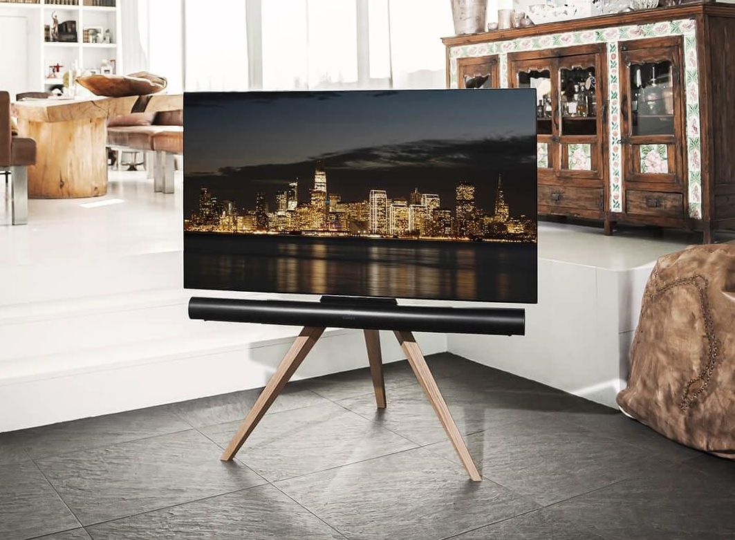 Spectral Art Stand tv poot